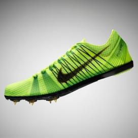胜利精英-耐克荧光绿足球运动鞋