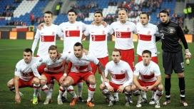 波兰国家足球队集体人像