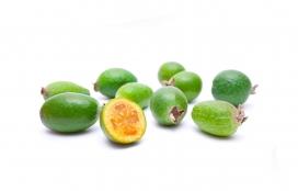 高清晰绿色木瓜水果壁纸