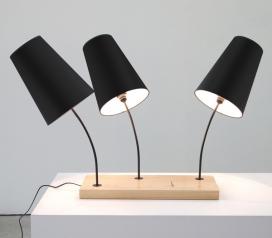 加泰隆尼亚灯-葡萄牙Gonçalo Campos工业设计师作品