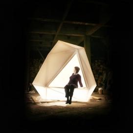 LYHTY室内户外帐篷-芬兰赫尔辛基的设计师Erkko Aarti设计师作品