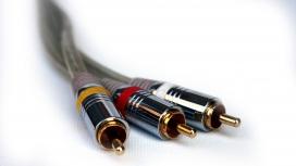 RCA电缆线插头