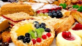 高清晰法国水果挞食物壁纸