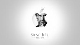 steve-jobs史蒂夫・乔布斯的苹果标志