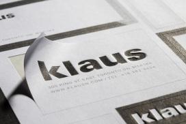 KLAUS克劳斯家具品牌设计-加拿大Blok设计师作品,以反映主人的热情非常独特而永恒的设计