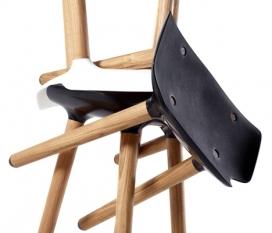 木凳子-比利时Quinze & Milan家居设计师作品