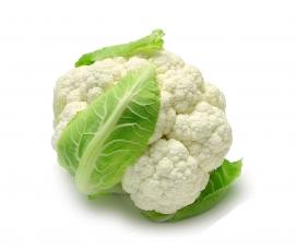 白色花菜蔬菜素材