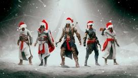 五位圣诞武士