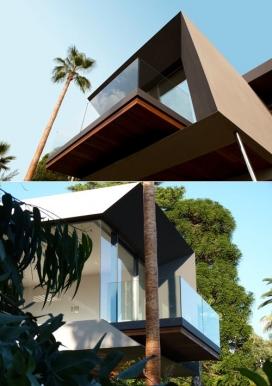 郁郁葱葱的豪华别墅-Guilhem&Guilhem建筑师作品