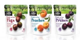 自然美味的食材-新西兰Tasti Ready新鲜水果包装设计
