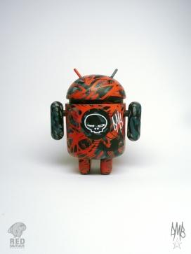 定制的Android安卓机器人