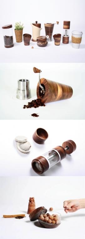 种子器皿设计