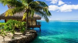 巴厘岛的天堂
