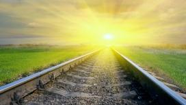 太阳铁路轨道