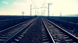 双轨-铁路壁纸