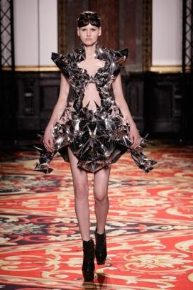 巴黎时装周-3D印刷服装