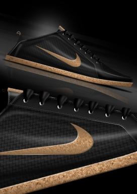 Footwear Rendering概念鞋设计
