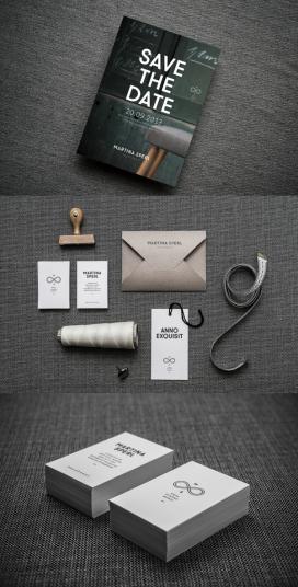 永恒的美丽-Martina Sperl家具质感布料底纹品牌设计