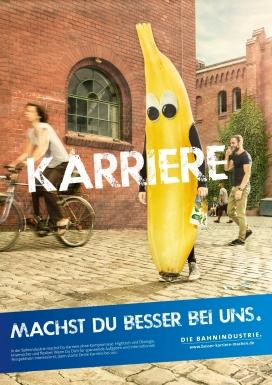 德国铁路工业协会平面广告