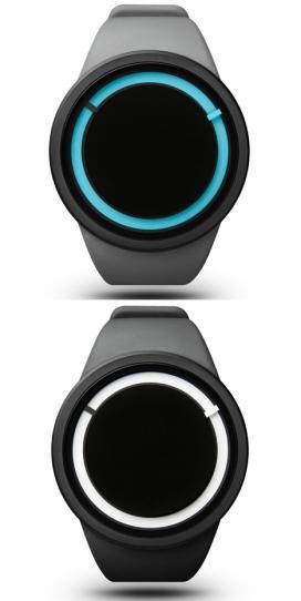 Eclipse夜光环手表-夜光表盘-有三种颜色的变化
