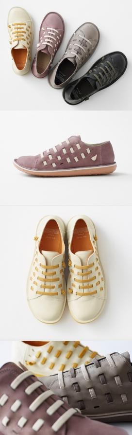 甲壳虫鞋-日本设计师Nendo作品-一个更轻,更防水版露营鞋
