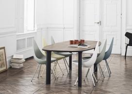 米兰2014-西班牙设计师Jaime Hayon设计的家具作品,可以轻松地安装在任何的空间