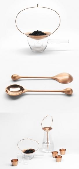 水晶铜净水器-创造了水晶雕刻,铜器皿集合,旨在净化和服务水