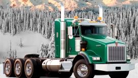 肯沃斯T800卡车