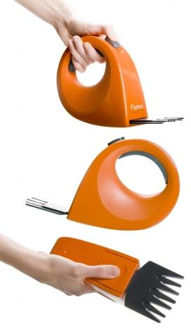 轻量级剪草机设计