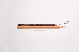 想象力的色彩-Norma铅笔平面广告