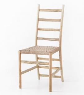 板条椅子,茶几和凳子,以及摇橱柜和餐具柜-英国设计师塞巴斯蒂安考克斯作品