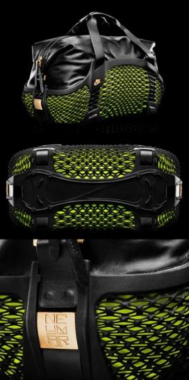 NIKE耐克推出的2014巴西世界杯3D印制运动包