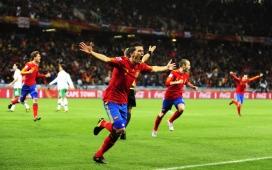 2014世界杯西班牙国家队壁纸