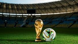 世界杯与足球壁纸