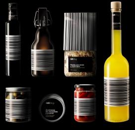 特约的创意食品产业包装设计