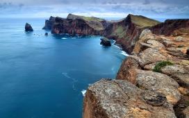 蓝海悬崖海峡