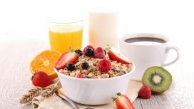 每天早上的早餐