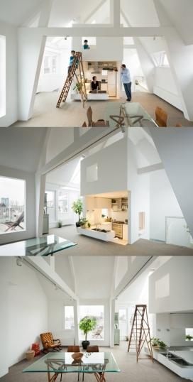 阿姆斯特丹的公寓