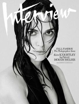 凯拉・奈特利-See Interview九月封面明星
