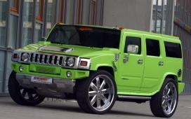 高清晰Hummer悍马顶级SUV越野车高清壁纸下载