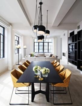 HUYS纽约豪华公寓-美学内饰,55平方米的床