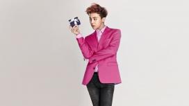 高清晰韩国歌手权志龙(G-Dragon)写真壁纸下载