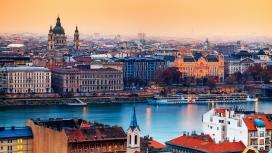 高清晰欧洲风情城市建筑美景壁纸