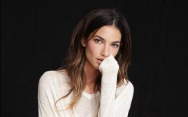高清晰天使模特-莉莉・奥尔德里奇Lily Aldridge壁纸下载