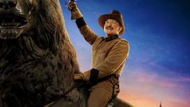 牛仔骑士-高清晰博物馆奇妙夜3:墓葬秘密奇幻电影剧照壁纸下载