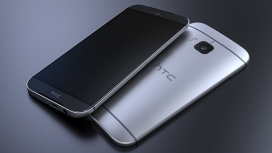 高清晰HTC ONE M9金属机身手机壁纸