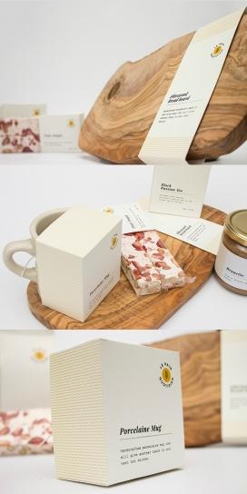 LE PAIN QUOTIDIEN传统面包店现代顶级品质设计