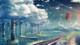 梦想的旅行