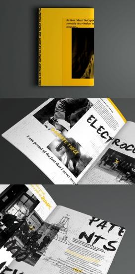 Edison书籍装裱设计