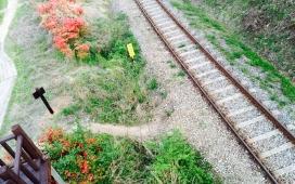 韩国谷城铁路壁纸